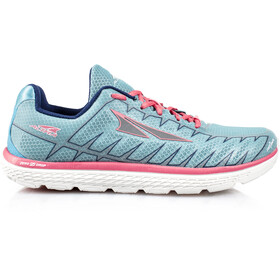 Altra W's One V3 Road Running Shoes light blue/coral